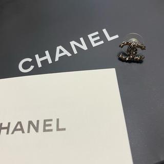 シャネル(CHANEL)のCHANEL メンズ ピアス(ピアス(片耳用))