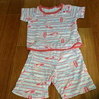 コンビミニ(Combi mini)のコンビミニ 半袖パジャマ 80(パジャマ)