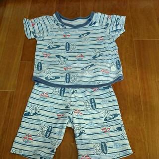 コンビミニ(Combi mini)のコンビミニ 半袖 パジャマ 80 男の子(パジャマ)