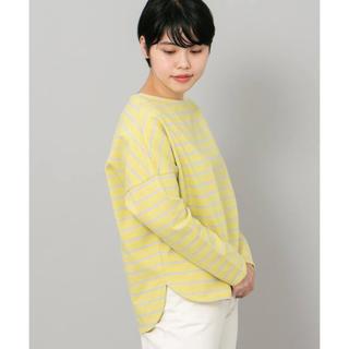 センスオブプレイスバイアーバンリサーチ(SENSE OF PLACE by URBAN RESEARCH)のセンスオブプレイス バスクボーダーTシャツ(Tシャツ(長袖/七分))