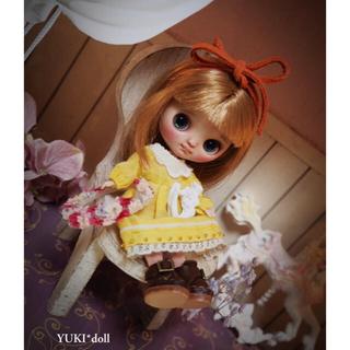 ❁.。.:*YUKI*doll ❁.。.:*カスタムプチブライス ブライス (人形)