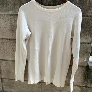 カムコ(camco)のCAMCO カムコ THERMAL L/S  サーマル ナチュラル(Tシャツ/カットソー(七分/長袖))
