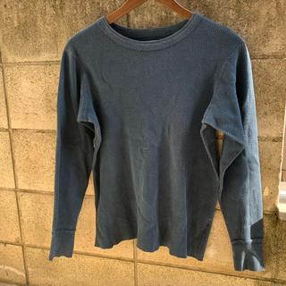 カムコ(camco)のCAMCO カムコ THERMAL L/S  サーマル ネイビー(Tシャツ/カットソー(七分/長袖))