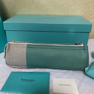 ティファニー(Tiffany & Co.)のティファニーコスメティックケース(ポーチ)