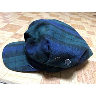 フェイマス(FAMOUZ)のフェイマスfamouz  キャスケット 帽子 ニュースボーイキャップ レーニン帽(キャスケット)