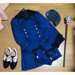【コスプレ・黒執事】シエル 衣装 フルセット(衣装一式)