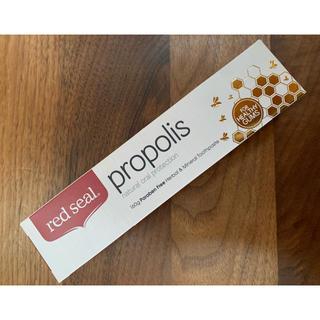 コストコ(コストコ)の新品 レッドシール  プロポリス 歯磨き粉 160g (歯磨き粉)