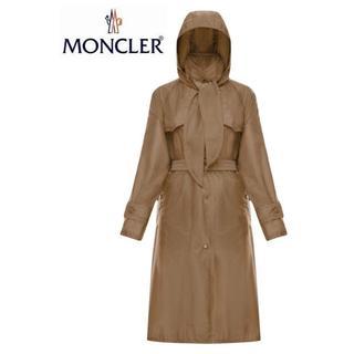 モンクレール(MONCLER)のMONCLER モンクレールトレンチコート(トレンチコート)