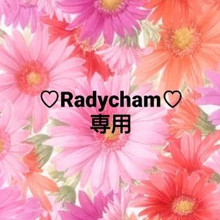レディー(Rady)の♡Radycham♡様専用☆Rady☆今季最新作☆ビジュー☆ (その他)