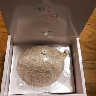 ラヴィジュール(Ravijour)のヌーブラジャパン♡NuBra  正規品  シャンパンゴールド B(ヌーブラ)