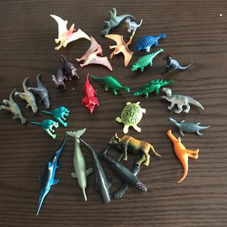 恐竜、動物 おもちゃ まとめ売り(キャラクターグッズ)