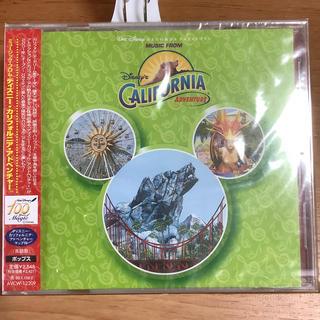 ディズニー(Disney)のDisney California ADVENTURE   サンプルCD (ポップス/ロック(洋楽))