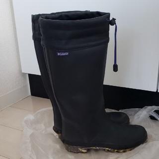 コロンビア(Columbia)の【マロンパフェ様専用】Columbia レインブーツ YU3607(長靴/レインシューズ)