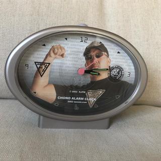アリストトリスト(ARISTRIST)の蝶野正洋 目覚まし時計 2002年発売(格闘技/プロレス)