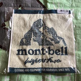 モンベル(mont bell)のモンベル ハンドタオル(タオル/バス用品)