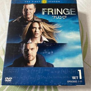 FRINGE/フリンジ〈ファースト・シーズン〉 セット1 DVD(TVドラマ)