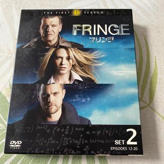FRINGE/フリンジ〈ファースト・シーズン〉 セット2 DVD(TVドラマ)