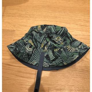 パタゴニア(patagonia)のパタゴニア ベビー ハット リバーシブル(帽子)