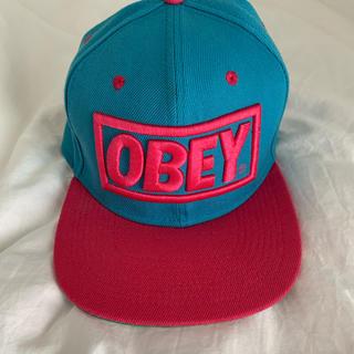 オベイ(OBEY)のOBEY キャップ(キャップ)