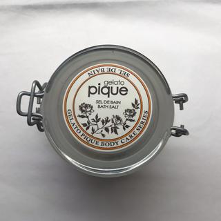 ジェラートピケ(gelato pique)の【ジェラートピケ】バスソルト (入浴剤/バスソルト)