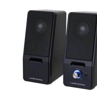 オーディオテクニカ(audio-technica)の小型スピーカー audio-technica(スピーカー)