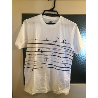 ユニクロ(UNIQLO)のユニクロミッキー柄Tシャツ(Tシャツ(半袖/袖なし))