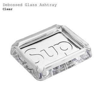 シュプリーム(Supreme)のsupreme glass ashtray clear(その他)