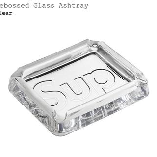 シュプリーム(Supreme)のシュプリーム 灰皿 Debossed Glass Ashtray(灰皿)