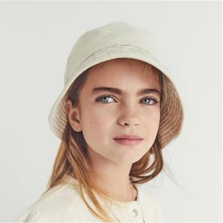 ザラ(ZARA)のザラ バケツ ハット 新品未使用品(帽子)