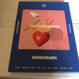 【TZUYU様専用❁⃘*.゚】TWICE monograph(K-POP/アジア)