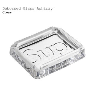 シュプリーム(Supreme)のSupreme Debossed Glass Ashtray 灰皿(灰皿)