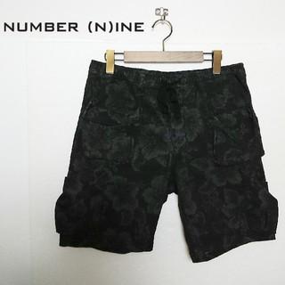 ナンバーナイン(NUMBER (N)INE)のNUMBER (N)INE ナンバーナイン ショートパンツ(ショートパンツ)