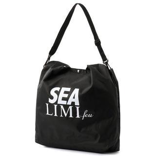 ヨウジヤマモト(Yohji Yamamoto)のLIMI feu WIND AND SEA NYLON SHOULDER BAG(ショルダーバッグ)