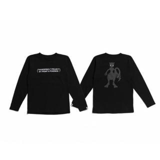 フラグメント(FRAGMENT)のフラグメント ポケモン ロンT ミュウツー  XL 国内正規品(Tシャツ/カットソー(七分/長袖))