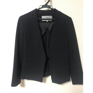 ビアッジョブルー(VIAGGIO BLU)の美品 昨年購入 ビアッジョブルー セットアップ スカート スーツ 0 セオリー(スーツ)