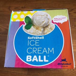 アイスクリーム(ICE CREAM)のアイスクリームボール アイスクリーム製造機(調理道具/製菓道具)