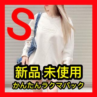 """シュプリーム(Supreme)のCutout Logo Crewneck """"Sサイズ"""" (スウェット)"""