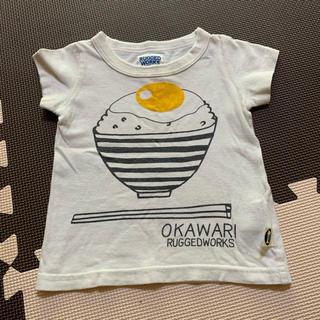 ラゲッドワークス(RUGGEDWORKS)のRUGGED WORKS♡卵かけご飯Tシャツ(Tシャツ)