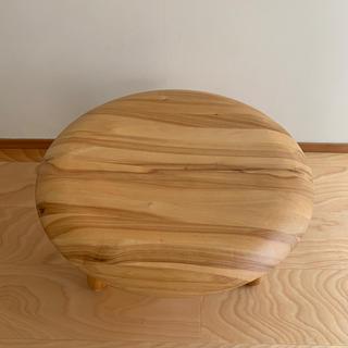 イケア(IKEA)のyumiiii様 ラウンド テーブル (ローテーブル)