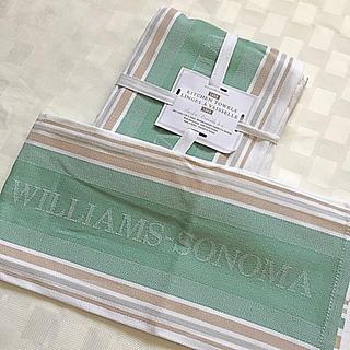ウィリアムズソノマ(Williams-Sonoma)のウィリアムズソノマ キッチンタオル(収納/キッチン雑貨)