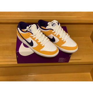 "ナイキ(NIKE)のNIKE SB DUNK LOW PRO ""Laser Orange""  ダンク(スニーカー)"