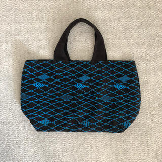 ミナペルホネン(mina perhonen)のミナペルホネン♡パニーニ バッグ pacific  bag  パシフィック(トートバッグ)