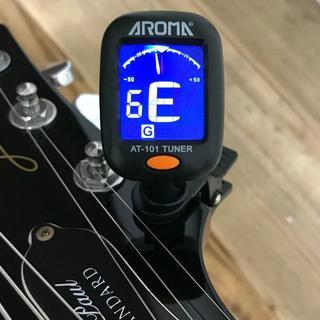 チューナー 大人気の定番ミニサイズ! 使いやすいコンパクトタイプ(クラシックギター)