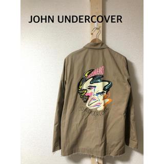 UNDERCOVER - JOHN UNDERCOVER コーチジャケット