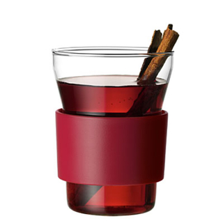 イッタラ(iittala)のittala hot&cool ホットクール2脚セット(グラス/カップ)