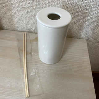 MUJI (無印良品) - 無印良品 インテリアフレグランス 磁気ポット ラタンスティック