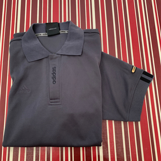 アディダス(adidas)のアディダス メンズ ポロシャツ Oサイズ(ポロシャツ)