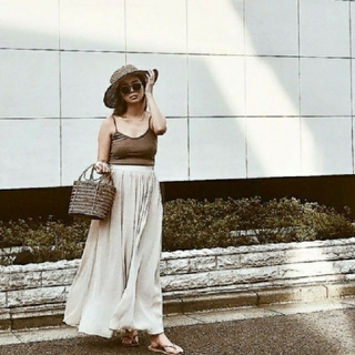 ルームサンマルロクコンテンポラリー(room306 CONTEMPORARY)のroom306contemporary☆スカート(ロングスカート)