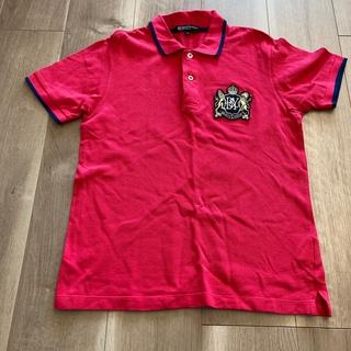 ビューティアンドユースユナイテッドアローズ(BEAUTY&YOUTH UNITED ARROWS)の⭐︎BEAUTY&YOUTH UNITED ARROWS 赤 半袖ポロシャツ(ポロシャツ)
