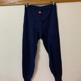 GUNZE - 快適工房 保温インナー メンズ 男性下着 GUNZE 快適 工房/長ズボン下